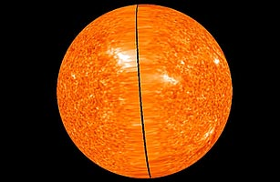 NASA Images the Entire Sun, Far Side and All