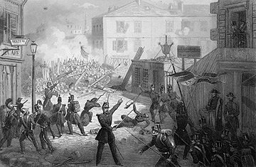 the french and russian revolutions of 1848 France | the revolutions of 1848 unemployment increased the discontent of french workers already embittered by their low wages and by the russian revolution.