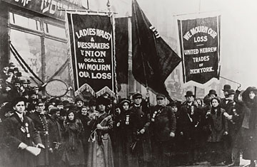 Related. Remembering the Triangle Shirtwaist Factory ...
