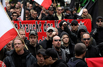 Germany shaken by neo-Nazi hate crimes against foreigners