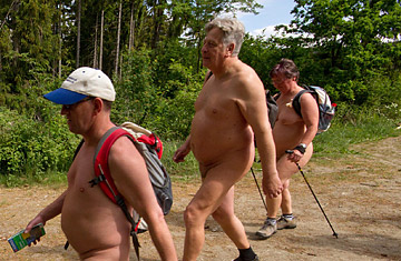 Hike Naked: Germany Opens New Nude-Friendly Nature Trails