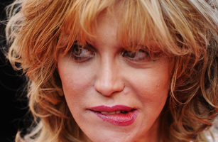 Courtney Love in Cannes, France on May 20, 2011.