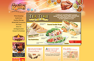 The Secret Second Life Of Kenny Rogers Roasters In