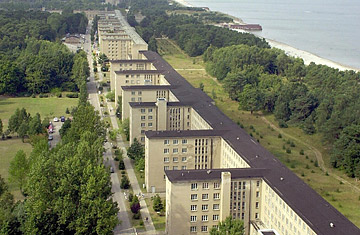 germany onetime 39 nazi resort 39 now a massive youth hostel time. Black Bedroom Furniture Sets. Home Design Ideas