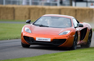 McLaren's New Supercar Takes Rivalry with Ferrari