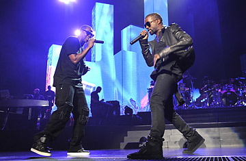 Watch the Throne Review: A Gold-Plated Luxury Vehicle ...