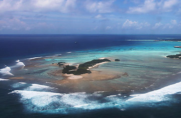 Effects of global warming threaten island nation Maldives - TIME