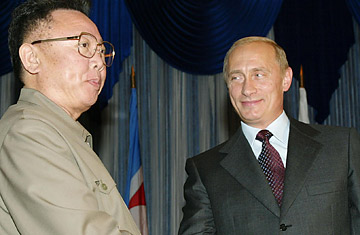 International Man Of Mystery Kim Jong Il S Russian Roots And Travels Time