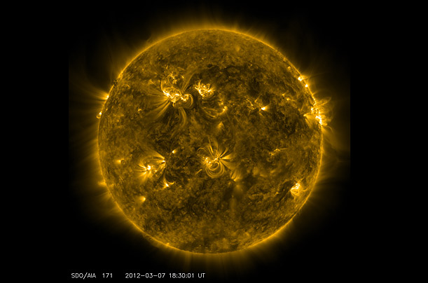 Amazing Photos of the Sun
