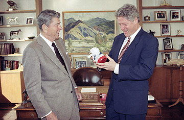 Secrets Of The Presidents Club How Bill Clinton Learned