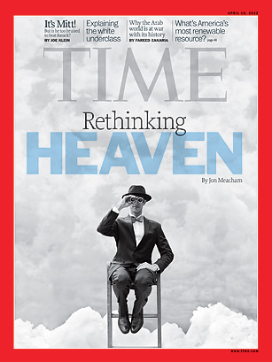 Time Magazine, Rethinking Heaven