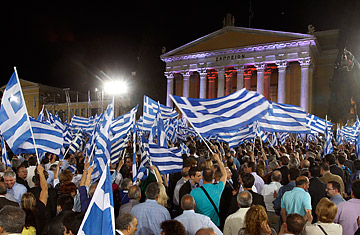 Without Coalition, Greek Parliament May Face Another Vote - TIME
