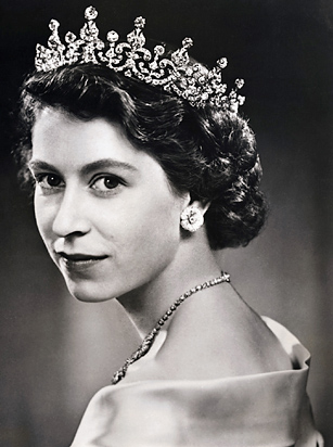 Portraits And Images Of Queen Elizabeth Ii Of England