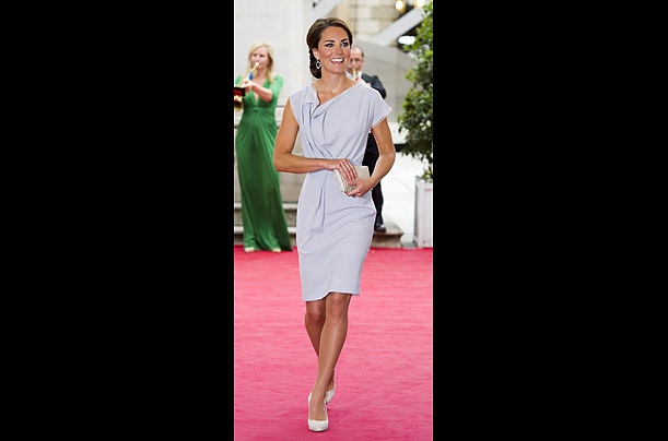 Kate Middleton's Amazing Fashion Evolution
