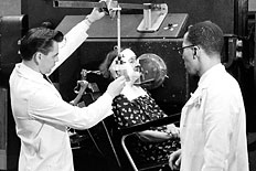 Cancer treatments in 1958