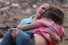 Tornado Flattens Suburb Outside Oklahoma City, Kills Dozens