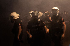 Protests Rile Istanbul As Police and Activists Clash