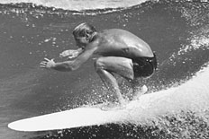 Surfing by Allan Grant