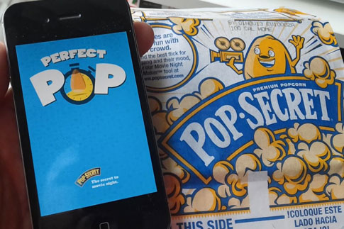App Addresses Popcorn-Making Challenges