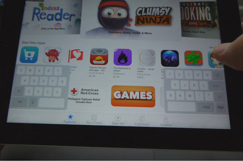 apps for typing essays on ipad Jun 5, 2014 at the risk of pointing out the obvious, most users will get much faster performance by typing on a physical keyboard go ahead and try it for yourself using the ipad's on-screen keyboard, i was able to reach all of 37 words per minute—half my normal typing rate on a full-size physical keyboard—with a (very.