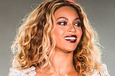 Beyonce performs on stage during a concert in the Rock in Rio Festival on September 13, 2013 in Rio de Janeiro, Brazil.