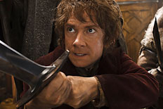 Hobbit Hobbles Anchorman at the Box Office