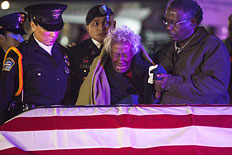 Photo of a War Vet's Widow Will Break Your Heart