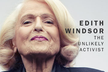 Edith Windsor, Runner Up