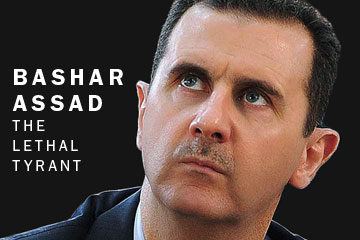 Bashar Assad, Runner Up