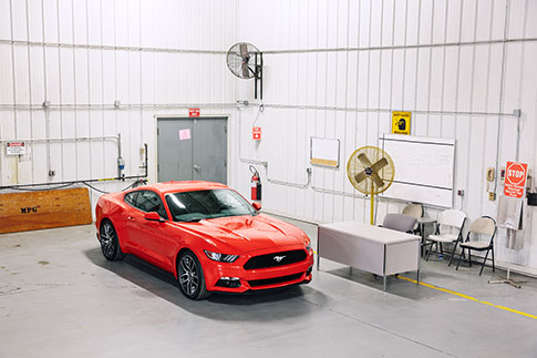 Ford Is Back in the Saddle with New Mustang