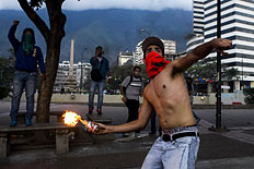 Venezuela's Protests Against Maduro Government Continue