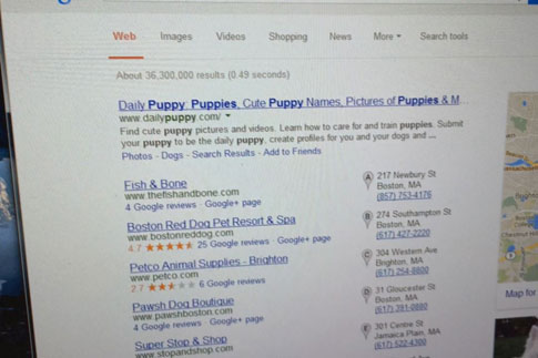 Quick Tech Trick: Search a Specific Site with Google