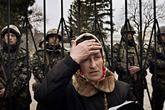 Crisis in Crimea: Unrest in Ukraine's Russian Stronghold