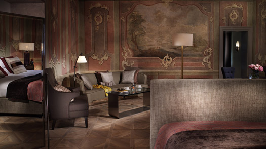 Prague where to stay the augustine time for Augustine hotel prague