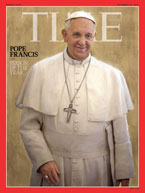 Pope Francis: Time Magazine's PERSON OF THE YEAR