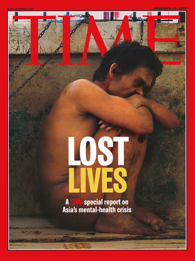 A TIME Special Report on Asia's mental health crisis