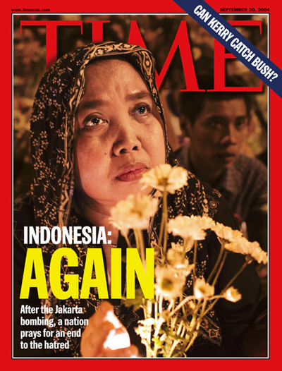 Afte the Jakarta bombing, a nation prays for an end to the hatred