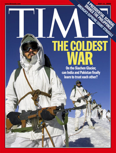 On the Siachen Glacier, can India and Pakistan finally learn to trust each other?