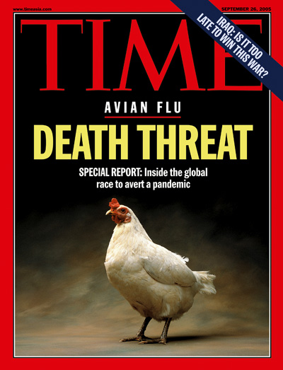 Avian Flu Special Report: Inside the global race to avert a pandemic