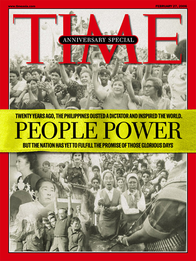 Twenty years ago, the Philippines ousted a dictator and inspired the world. But the nation has yet to fulfill the promise of those glorious rays