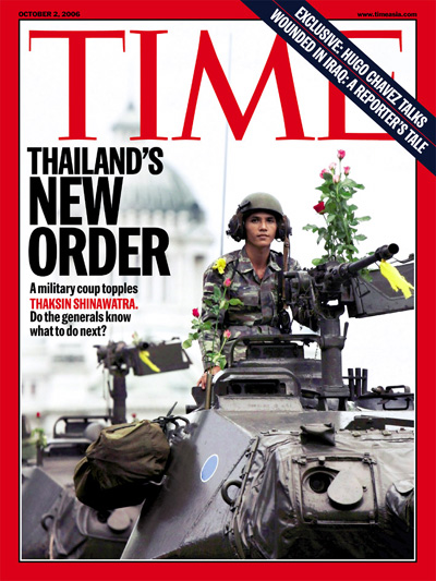 A military coup topples Thaksin Shinawatra. Do the generals know what to do next?