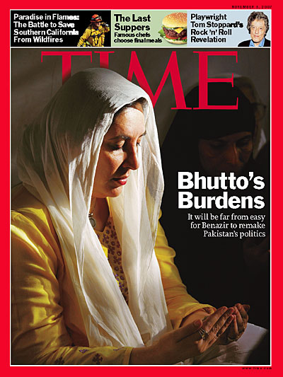 It will be far from easy for Benazir to remake Pakistan's politics