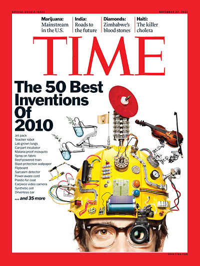 Here are the year's biggest (and coolest) breakthroughs in science, technology and the arts