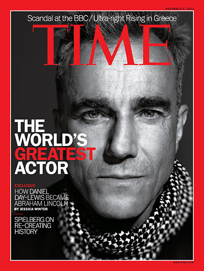 TIME Magazine -- U.S. Edition -- November 5, 2012 Vol. 180 No. 19
