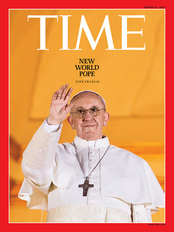 A Portrait of the new pope, Francis