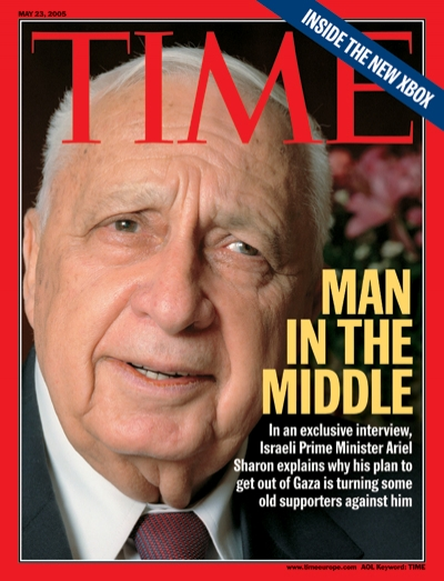 A picture of Ariel Sharon