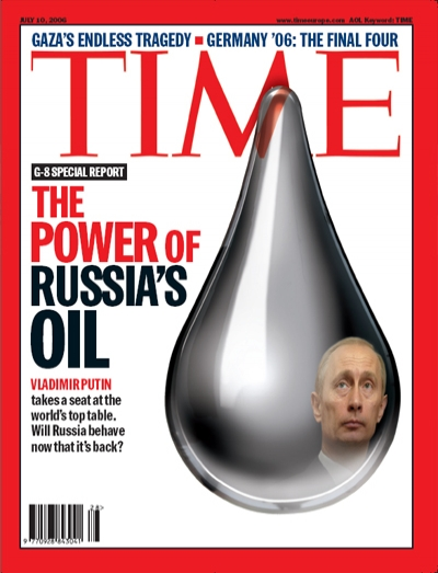 TIME examines Russia's oil-driven comeback, and its implications for international politics