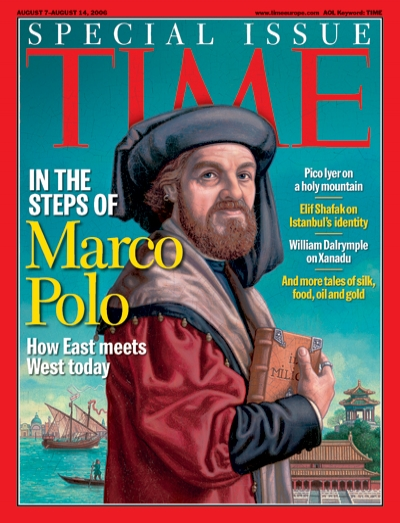 We follow in the steps of Marco Polo in a quest to explore the dynamic global relationships of today