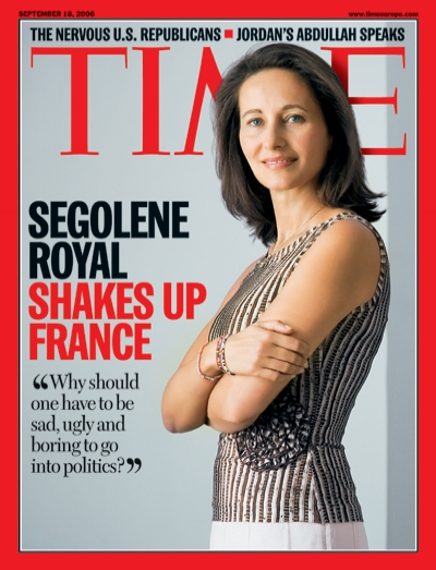 Photo of Segolene Royal