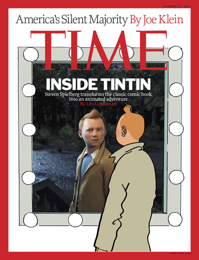 Comic book character Tintin